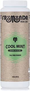 Fromonda | Body Powder (Cool Mint) (5 oz, 1-Pack)