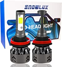 9005 HID Xenon DC Headlight Replacement Bulbs by SDX 15000K