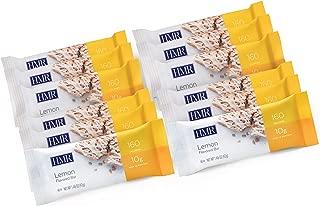 HMR Lemon Flavored Bar, 10g Protein, 160 Calories, 12 Count