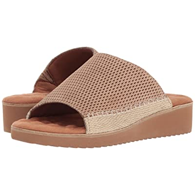 Walking Cradles Henna (Light Taupe Stamped Nubuck) Women