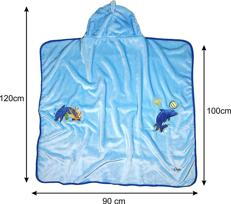 berceaux ou lits d/'enfant/… enfants gar/çons ou filles couverture en flanelle chaude 280g//m2 Mousseline hivernale grande et enveloppante pour b/éb/és pour vos si/èges-auto poussettes Chipe