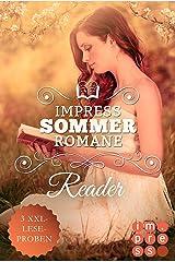 Impress Reader Sommer 2017: Tauch ein in verboten süße Sommerromane Kindle Ausgabe