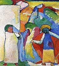 Aenx Wassily Kandinsky - Improvisation 6 (African) Städtische Galerie im Lenbachhaus - Munich 30