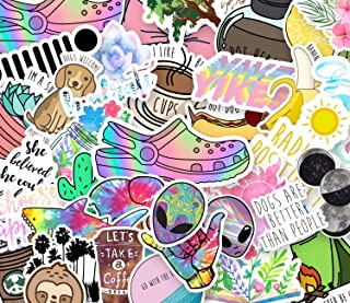 Mystery Vinyl Sticker Pack of 5, Surprise Stickers