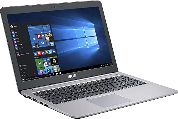 Asus A501UX-DM194T 39 62 cm 15 6 Zoll Full HD Laptop Intel Core i7 6500U 8GB RAM 1TB HDD 256GB SSD Nvidia GTX 950M Win 10 Home grau Schätzpreis : 576,00 €