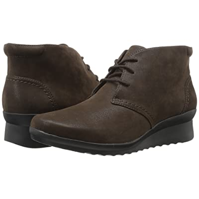 Clarks Caddell Hop (Brown) Women