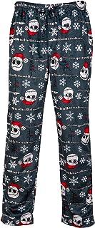 Disney Nightmare Before Christmas Santa Men's Lounge Pants