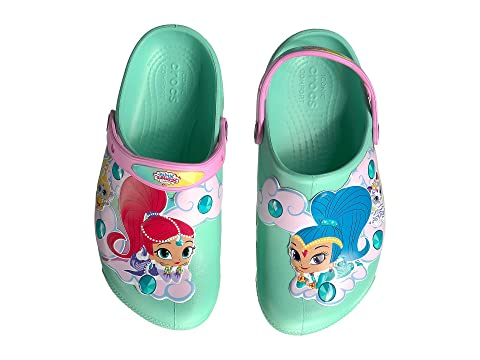 ee79664ac2557d Crocs Kids Fun Lab Shimmer Shine Lights Clog (Toddler Little Kid) at 6pm