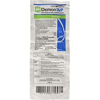 Demon WP Insecticide Insect Killer