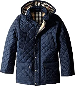 Burberry Kids - Charlie Jacket (Little Kids/Big Kids)