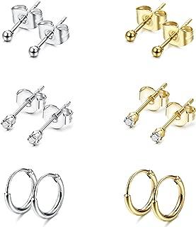 earrings for second lobe piercing