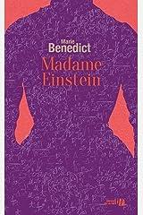 Madame Einstein (French Edition) Kindle Edition