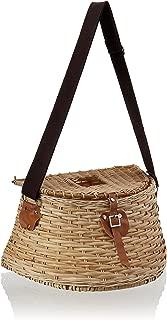 fly fishing wicker basket
