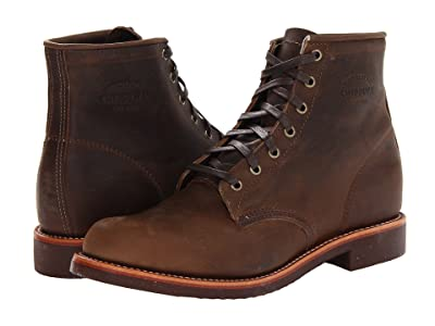 Chippewa Service Boot (Crazy Horse) Men