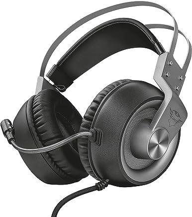 Trust GXT 4374 Ruptor Confortevoli Cuffie Gaming Over-Ear con Unità Altoparlante da 50 mm, Grigio - Trova i prezzi più bassi