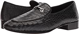 Cut Stamped Croc Loafer