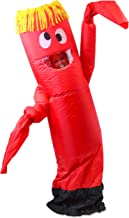 Spooktacular Creations Inflatable Costume Tube Dancer Wacky Waiving Arm Flailing..