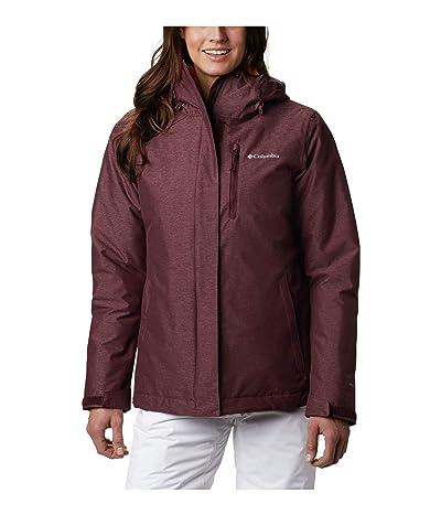 Columbia Whirlibird IV Interchange Jacket (Seminole Crossdye/Nova Pink) Women