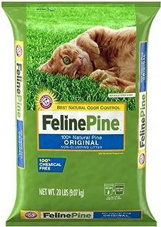 Feline Pine Original Non Clumping Litter
