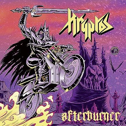 KRYPTOS - Afterburner (2019) LEAK ALBUM