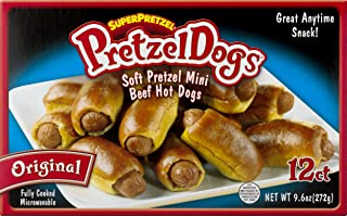frozen pretzel dogs