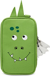 Myabetic Dinosaur Diabetes case for Glucose Meter, glucagon, Test Strips, Lancing Device