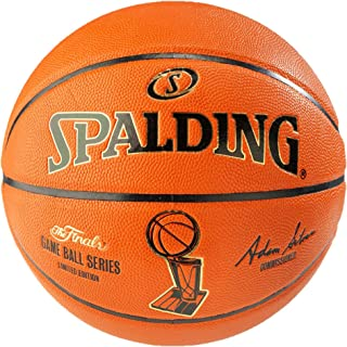 spalding nba gold series basketball