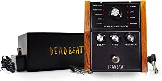 ECHOLATION STATION Multi Effects Pedal by Deadbeat Sound