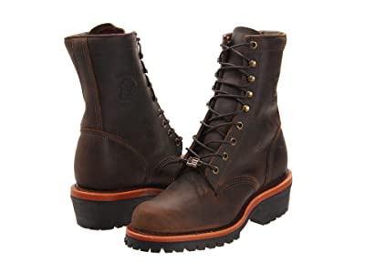 Chippewa Apache Logger (Chocolate) Men