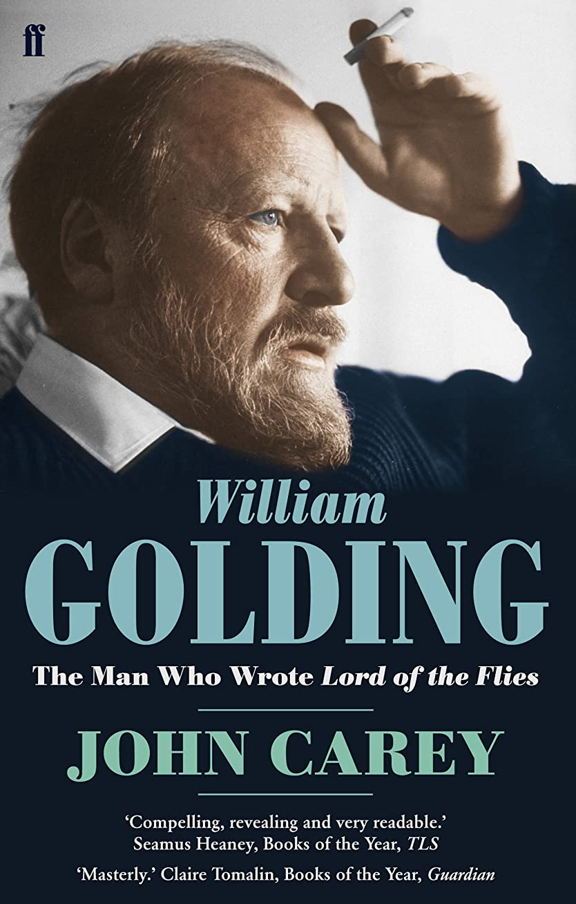 はねかける練る促すWilliam Golding: The Man who Wrote Lord of the Flies (English Edition)