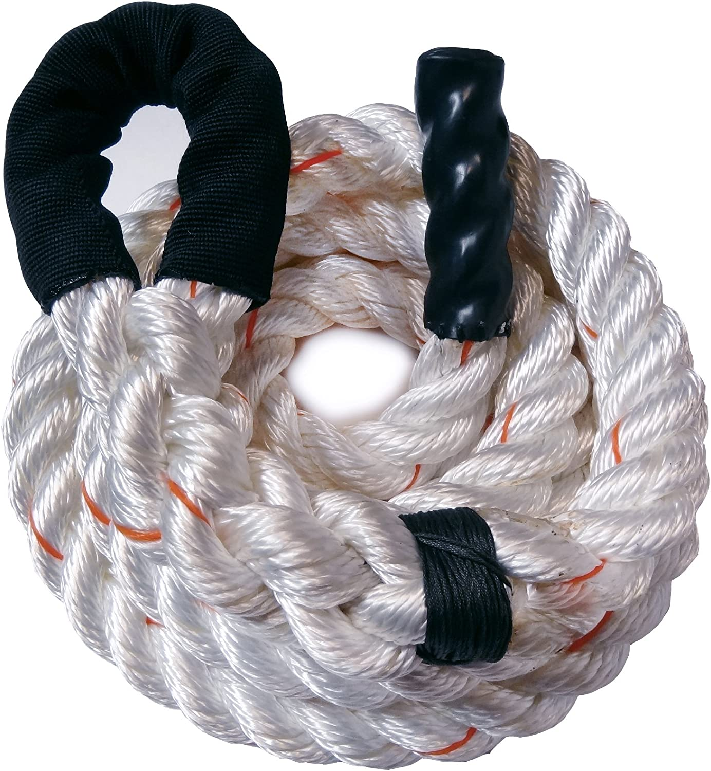Omaha Mall Opening large release sale The550CordShop White PolyDac Climbing Rope
