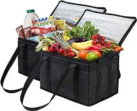 Reusable Grocery Bag Boxey Design