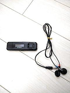 Transcend MP330 MP3 Player 8 GB Black