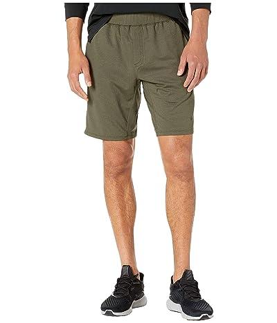 RYU State Shorts (Heather Blackened Fatigue/Melange) Men