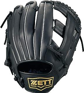 ZETT(ゼット) 軟式野球 ソフトボール 兼用 グラブ (グローブ) ライテックス オールラウンド用 ブラック(1900) サイズ:3(やや小さめ) BSGB3920