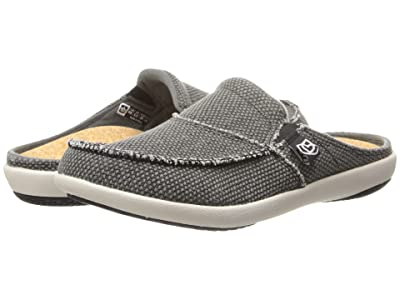 Spenco Siesta Slide (Charcoal Grey) Women