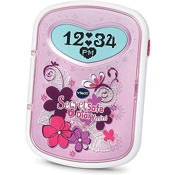 Pink 80-163600 VTech Kidi Secrets Selfie Journal with Face Identifier