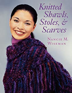 Knitted Shawls, Stoles, and Scarves