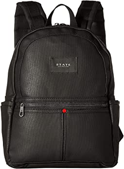 Coated Canvas Mini Kane Backpack