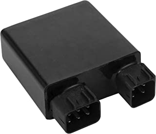 CDI box compatible with Yamaha YFM 300 Grizzly 2012 13 replaces OEM 1SC-H5540-00 1SC-H5540-01# DZE 1612