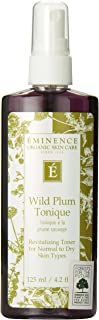 Eminence Organic Skincare Wild Plum Tonique, 4.2 Ounce