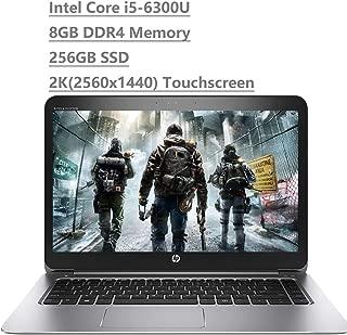 HP EliteBook Folio 1040 G3 - Intel Core i5-6300U - 8GB DDR4 Memory, 128GB SSD - 14