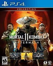 Mortal Kombat 11 Aftermath - PlayStation 4 - Standard Edition - PlayStation 4