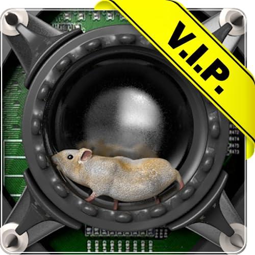 puissant Hamster fond d'écran en direct