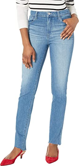 Ruby High-Rise Cigarette Jeans in Spirit