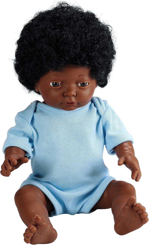 Oklahoma City Mall Educational Insights Baby Bijoux African American Boy Austin Mall Doll