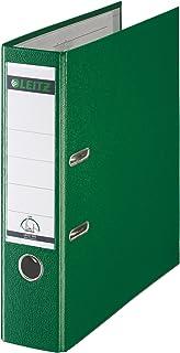 Leitz 10105055 Qualitäts-Ordner (Plastik-Cover, A4, 8 cm R�