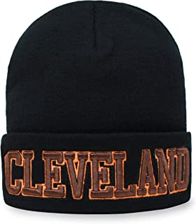 Best cleveland browns beanie hats Reviews