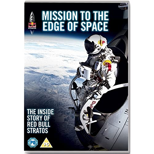 Red Bull - Mission To The Edge Of Space Felix Baumgartner OFFICIAL UK VERSION