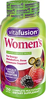 Vitafusion Women's Gummy Vitamins